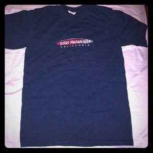 NWOT never worn San Francisco black tee shirt